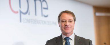 François Asselin réélu président de la CPME pour 5 ans
