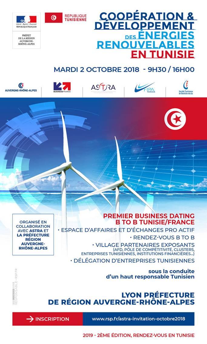 inviation business dating tunisie