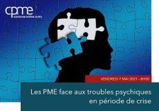 07.05.21 | WEBINAIRE | Les PME face aux troubles psychiques en période de crise